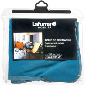 Lafuma Mobilier Maxi Pop Up Reserve Canvas Airlon, bleu delft